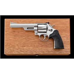 S&W Model 629 Double Action Revolver