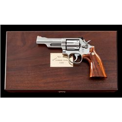Rare Hand-Inscribed S&W Model 66-1 Revolver