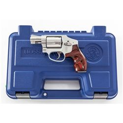 S&W Model 642-LS (Ladysmith) DA Revolver