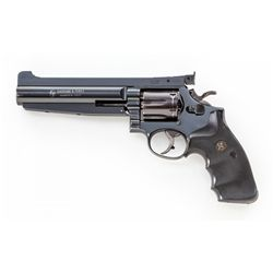 Bullseye Modified S&W Model 10-6 DA Revolver