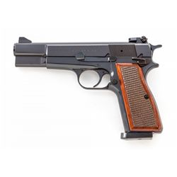 Bel. Browning Hi-Power Semi-Auto Pistol