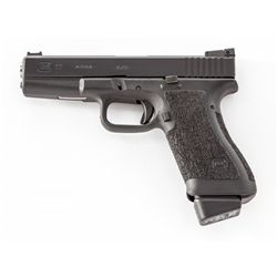 Tuned Glock Model 17 Semi-Automatic Pistol