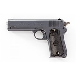Colt Model 1903 Pocket Hammer Semi-Auto Pistol