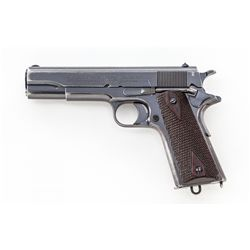 Colt Gov't Model Semi-Auto Pistol
