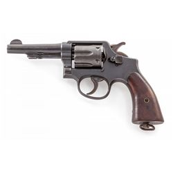 S&W Victory Double Action Revolver