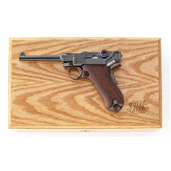 Scarce Model 1906 Royal Portuguese Army Luger