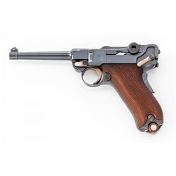 1906 Swiss Police Luger