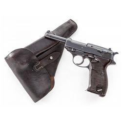 War-time Walther P.38 Semi-Automatic Pistol