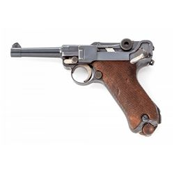 German 1920 Commercial Luger