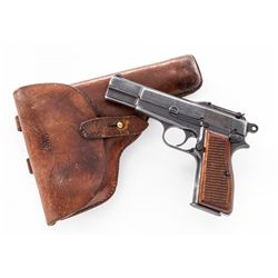 Browning P-35 Semi-Automatic Pistol