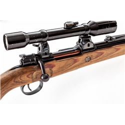 German Model 98 High-Turret Sniper Rifle
