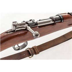 Swedish Model 1896 Bolt Action Rifle