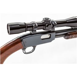 Winchester Model 61 Pump Action Rifle