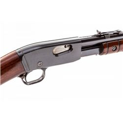 Remington Model 12-A Slide-Action Rifle