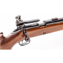Pre-War Winchester Model 52 Target Rifle