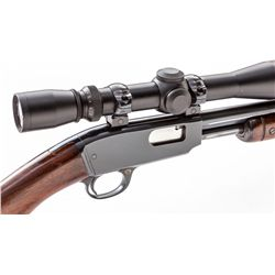 Winchester Model 61 Slide-Action Rifle