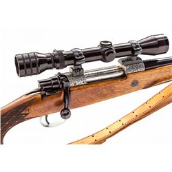 Henri Dumoulin Grand Luxe BA Rifle