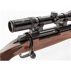 G. MacMillan Custom Bolt Action Rifle