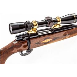 Custom Early Weatherby Vanguard Bolt Action Rifle