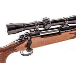 Ducks Unltd. Remington Model 700 DBL Rifle