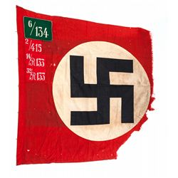 Early SA Garrison Flag