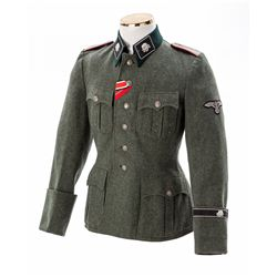 Totenkopf Lieut. Walking Out Jacket