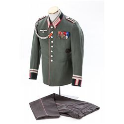 Senior NCO Panzer Parade Tunic