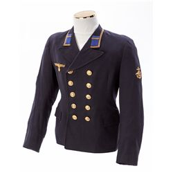 WWII German Kriegsmarine Petty Officer's Jacket