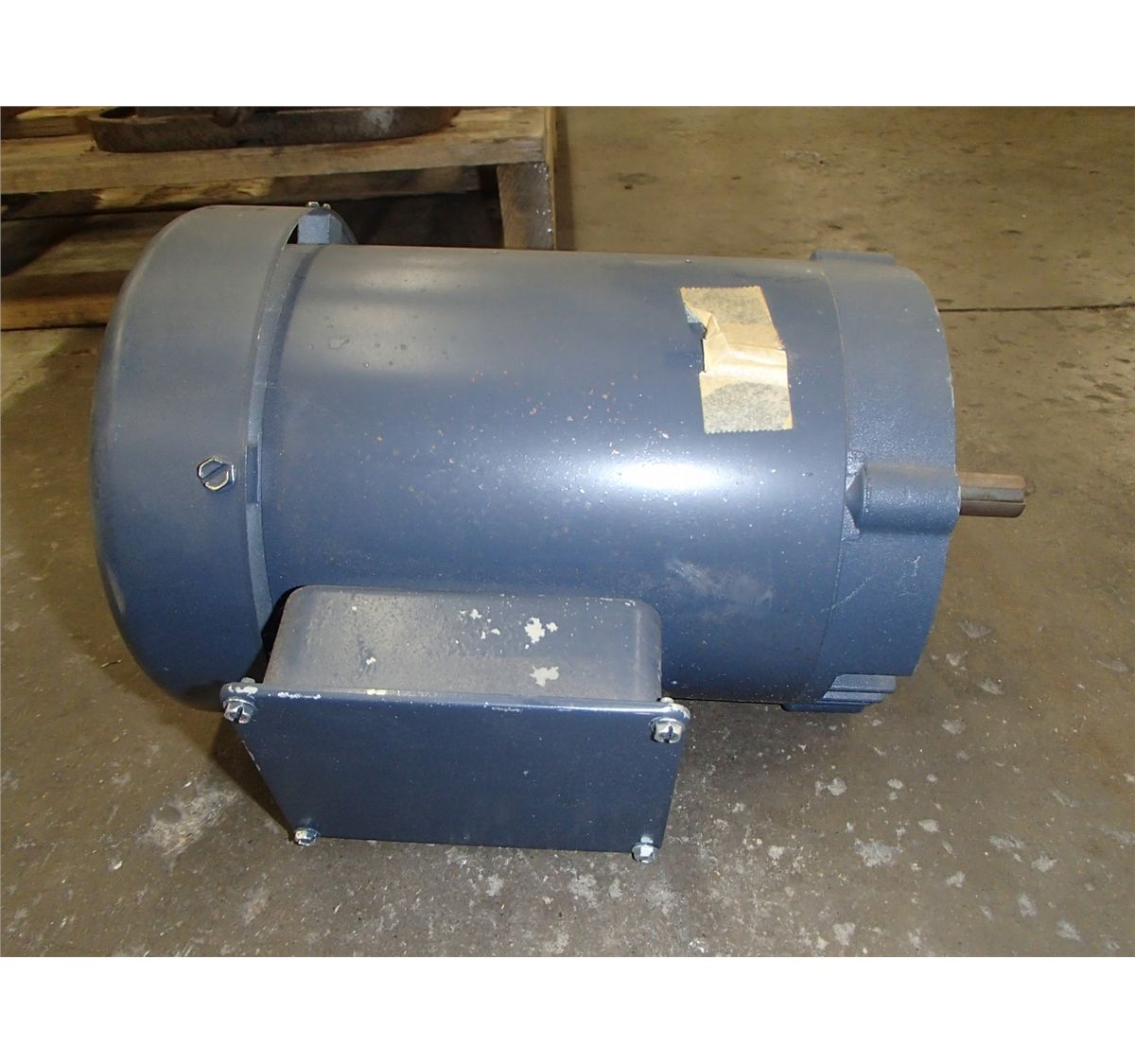 1 Hp Franklin Electric Motor
