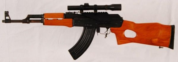 Norinco Ak- 47 --- Mak 90 W/ 6 Us Parts Added For Sale at ...