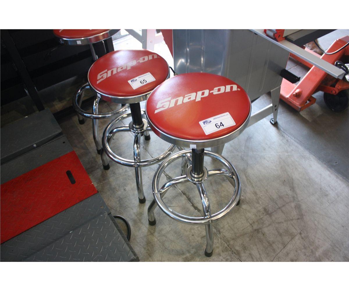 Snap On Adjustable Garage Stool