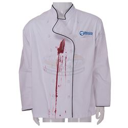 22 Jump Street - Culinary School Villain's Chef's Coat (Bill Hader)