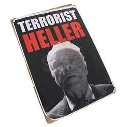 24: Live Another Day (TV) - President Heller Protest Sign