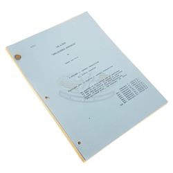 A-Team, The (TV) - Production Used Script