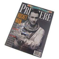Apollo 13 - Tom Hanks Autographed Magazine