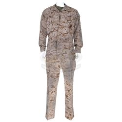 Battle: Los Angeles - Sgt. Michael Nantz's Uniform (Aaron Eckhart)