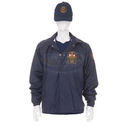 Bridge, The (TV) - El Paso Bomb Squad Jacket, Hat & Shirt