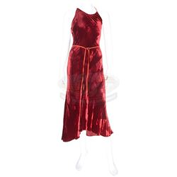 Buffy The Vampire Slayer (TV) - Buffy's Red Dress (Sarah Michelle Gellar)