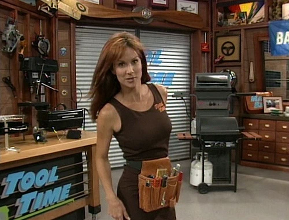 Debbe dunning home improvement images for Wallpaper home improvement