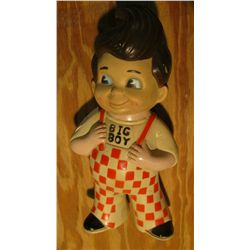 "1071. 1973 Rare ""Big Boy"" Coin Bank from Big Boy restaurants of America. VG condition."