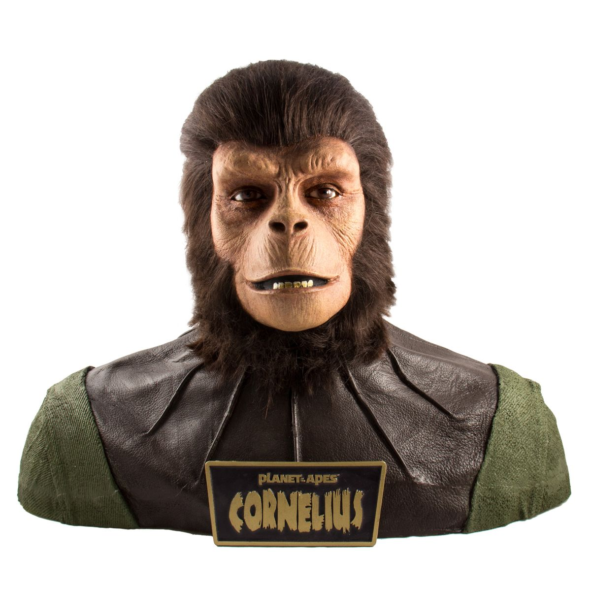 Planet of the Apes Cornelius Life-Size Bust