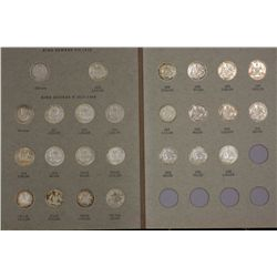 Shilling Collection 1910 to 1963 Complete