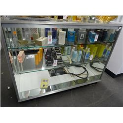 4' Glass Display Case