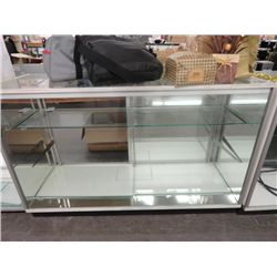 5' Glass Display Case