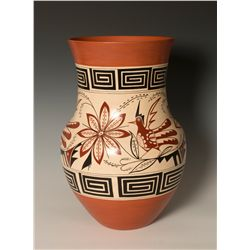 Jemez Vase by Mary Madalena
