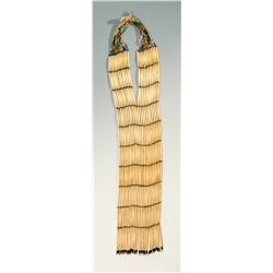 Sioux Woman's Breastplate