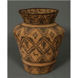 Western Apache Basketry Olla