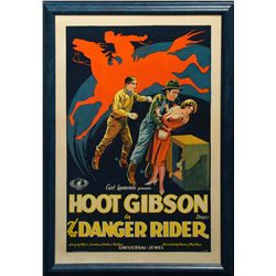 Hoot Gibson Movie Poster