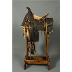 1880s Mexican Saddle