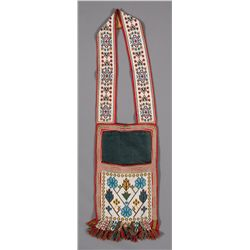 Chippewa Child's Bandolier Bag